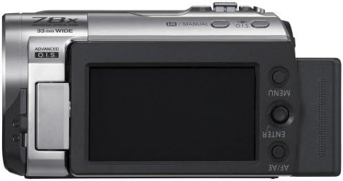 Panasonic Sdr H85eg S Camcorder Silber Kamera