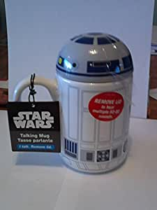 Hallmark Star Wars R2D2 Mug with Sound