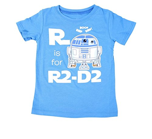 Star Wars R is For R2-D2 Toddler T-shirt -