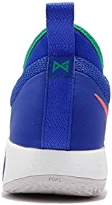 outlet store bdf70 ea4c4 Nike Kid's PG 2.5 GS, Racer Blue/Racer Blue-White, Youth ...