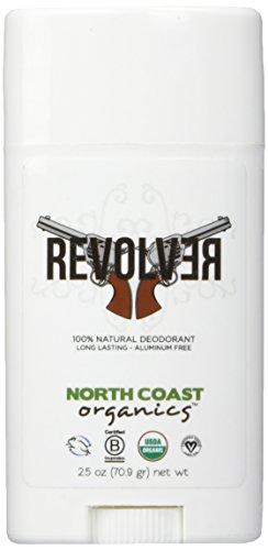 NORTH COAST ORGANICS Revolver Deodorant product image