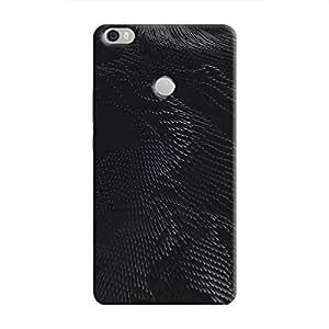 Cover It Up - Rising Nanotubes Mi Max Hard Case
