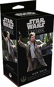 Wave 2 - Han Solo - Expansão De Comandante, Star Wars Legion Galápagos Jogos Multicor