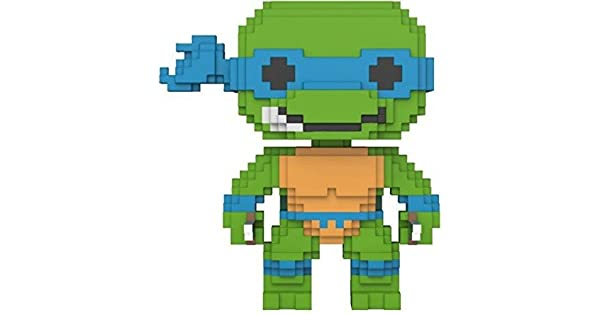 Amazon.com: Funko POP: Teenage Mutant Ninja turtles-leonardo ...