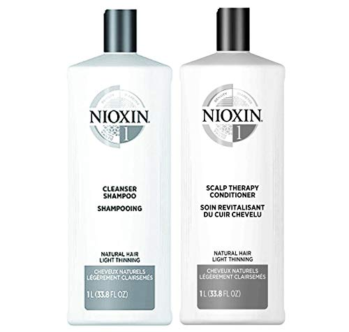 System 1 Cleanser Scalp Therapy Duo Set Shampoo & Conditione