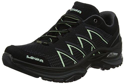 9915 Ferrox Women's Hiking Ws Evo Lowa GTX Lo High Schwarz Sage Rise Boots Black xOHwHnq1