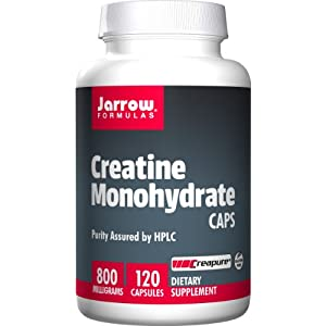 Jarrow Formulas Creatine Caps 800