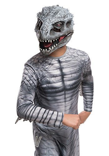 [Rubie's Costume Jurassic World Dino 2 Child Mask Costume] (Halloween Costume World)
