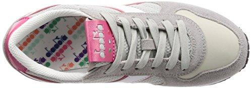Diadora K-Run W, Zapatillas Para Mujer Gris (Grigio Alluminio)