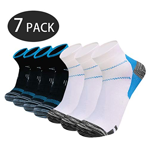 Sport Plantar Fasciitis Compression Socks Arch ...