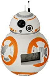 Bulb Botz Star Wars 2020633 Plastic Alarm Clock