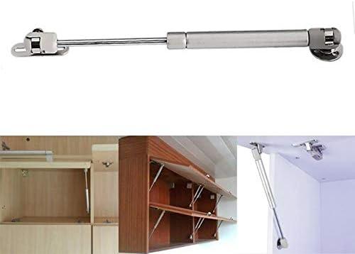 Puerta elevadora de gas para muebles, puerta de armario, armario de cocina, bisagras, tapa que se mantiene suave abierta/cerrada: Amazon.es: Bricolaje y herramientas