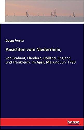 Book Ansichten vom Niederrhein,