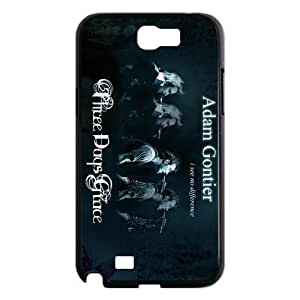 CTSLR Band Three Days Grace Protective Hard Case Cover Skin for Samsung Galaxy Note 2 N7100-1 Pack- 3 by mcsharks