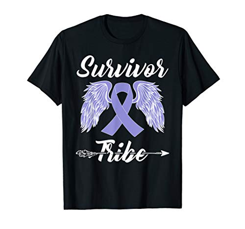esophageal cancer survivor tribe t shirts gift T-Shirt