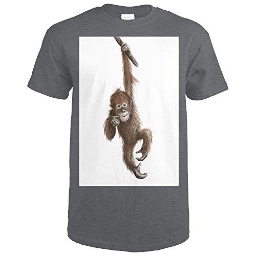 Orangutan Framed - 5