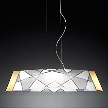 Kolarz mikado barca halogen pendant light round white gold kolarz mikado barca halogen pendant light round white gold pendant lights ceiling lights aloadofball Images