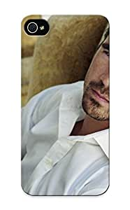 Inthebeauty High Quality Men Armchairs Actors Colin Farrell Goatee Case For Iphone 5/5s / Perfect Case For Lovers
