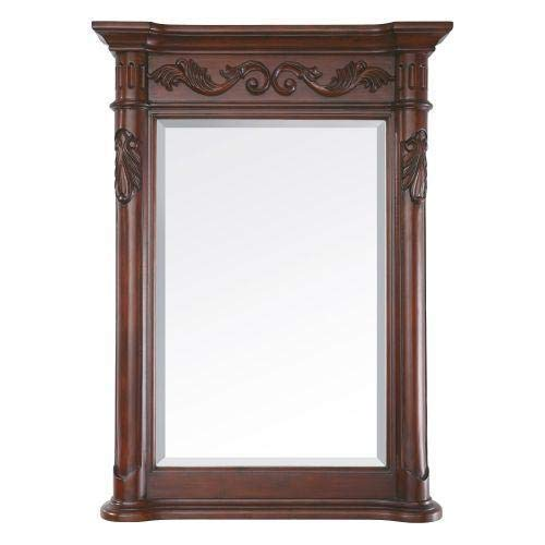 Avanity Provence 24 in. Mirror in Antique Cherry finish