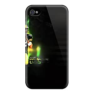 Best Cell-phone Hard Cover For Iphone 6 (EiS2211fCEF) Allow Personal Design High-definition Green Bay Packers Series