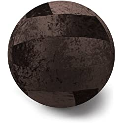 Gaiam Balance Ball Chair Cover (Chocolate)