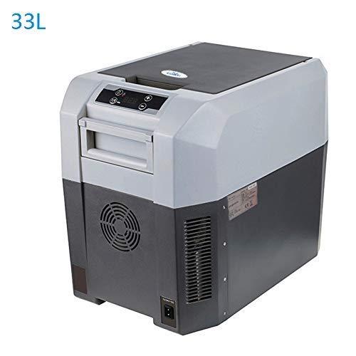 HIZLJJ Congelador portátil refrigerador de compresor DC Nevera ...