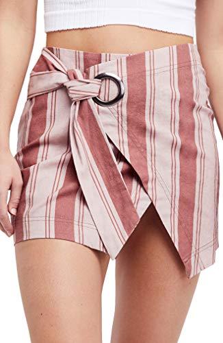 Sunrise Skirt (Free People Women's Tuscan Sunrise Skirt (Pink, 2))