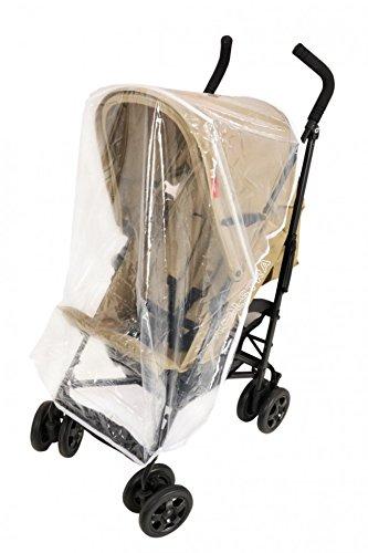 Jollein 00100007 Regenverdeck buggy