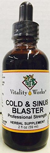 Sinus Blaster Spray Vitality Works 1 oz Spray
