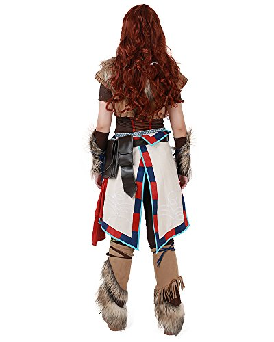 miccostumes Womens Aloy Cosplay Costume (L) by miccostumes (Image #1)