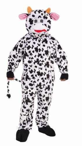 Mens 42-44 Cow Parade or School Plush Mascot Costume ()
