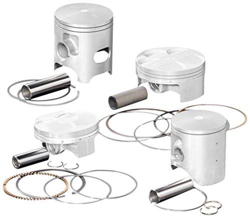 WISECO 4825M09150 91.50mm 9.5:1 Compression ATV Piston Kit