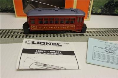 lionel trolley - 3