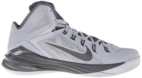 Nike Jordan Kids Jordan Jumpman Pro Bg Wolf Grijs / Donkergrijs / Pr Pltnm