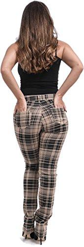 Femme Jeans Xpresssion Fashion Femme Xpresssion Jeans Beige Beige Fashion Fashion Xpresssion n4zqwxOfw