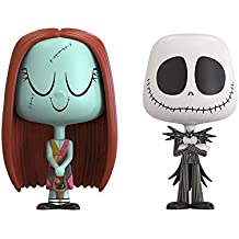 Funko Vynl: the Nightmare Before Christmas-Jack & Sally Collectible Figure