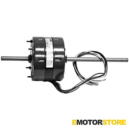 Fasco D1092 2-Speed OEM Direct Replacement Motor, 115V, 1675/1080 RPM, 1/3 hp