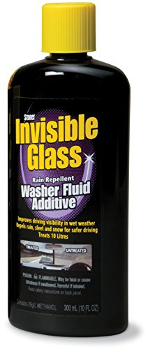 Invisible Glass Premium Glass Cleaner with Rain Repellent Washer Fluid Additive - 10 oz, 91491 (Windshield Washer Fluid Mix compare prices)