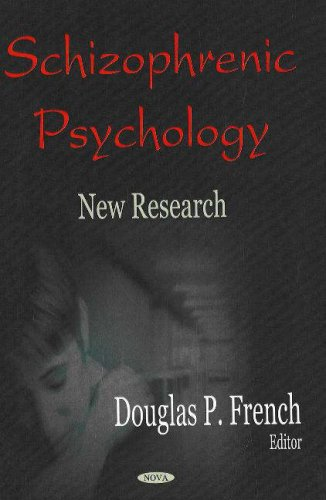 Schizophrenic Psychology: New Research