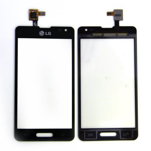 ePartSolution- LG Optimus F3 LS720 Digitizer Touch Screen Lens Glass Replacement Part USA Seller