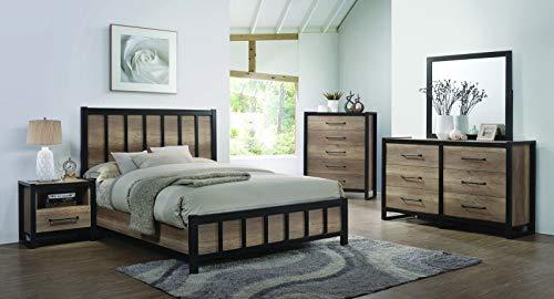 Coaster Home Furnishings 206271KE Panel Bed, 79