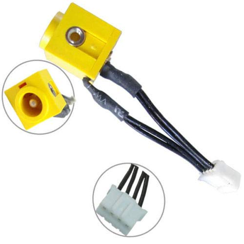 DBParts AC DC Power Jack Cable for IBM ThinkPad T40, used for sale  Delivered anywhere in USA