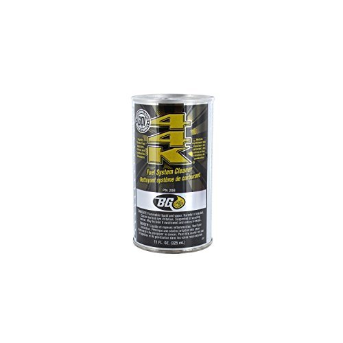 BG 44K Fuel System Cleaner Power Enhancer 11oz. - Fuel Injector Cleaning