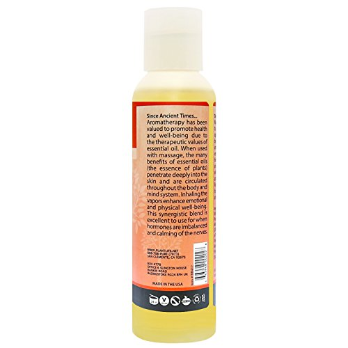 Balance Aromatherapy Massage Oil- 4 oz