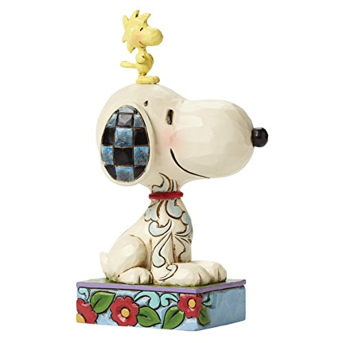Jim Shore Snoopy and Woodstock