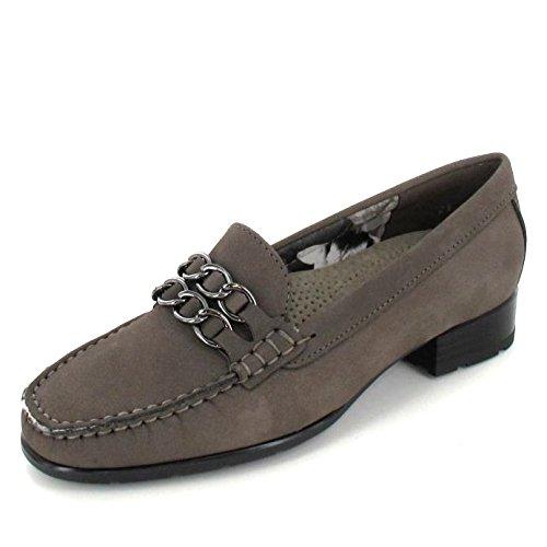 Jenny 22-60143-05 - Mocasines para Mujer, Color Gris, Talla 7: Amazon.es: Zapatos y complementos