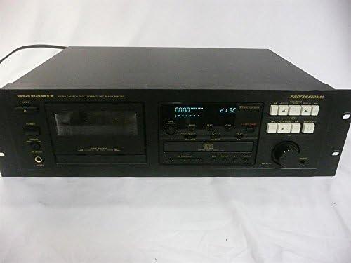 CD Player Deck Cassette Deck CD Player PMD-350U