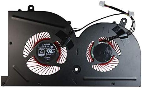 Nerd Herd MSI Gaming GS63VR GS73VR 6RF GS73VR 7RF GS73VR 7RG GS73VR Laptop Fan Stealth Pro Compatible Laptop GPU Fan