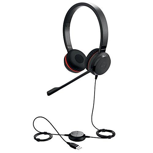 Amazon Com Jabra Evolve 30 Ii Stereo Ms