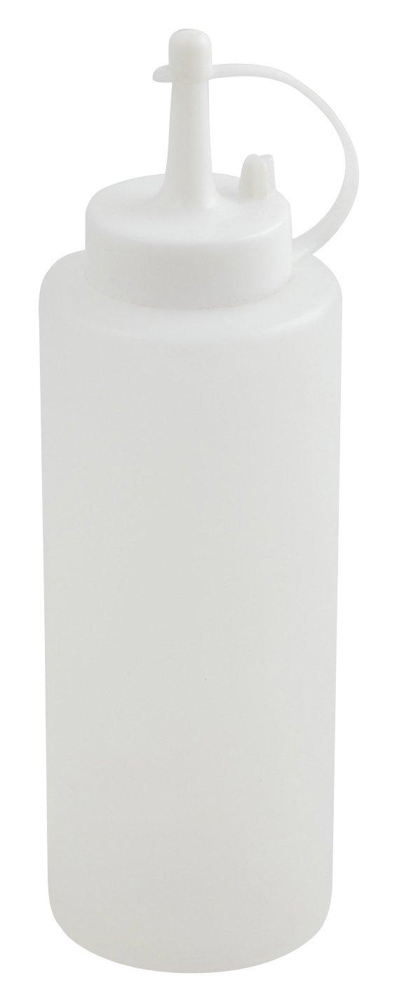 Metaltex 252960 Bouteille à Sauce Plastique 375 ml